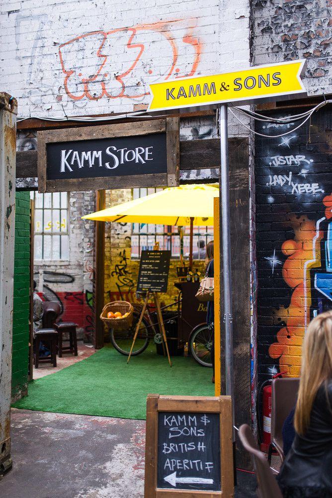 Street Kitchen Food Truck Stockholm