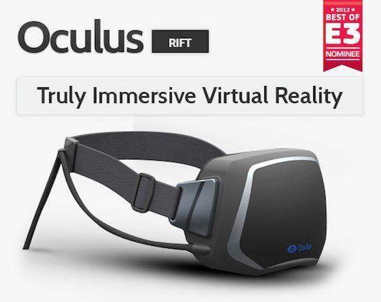 Oculus Rift : pour une expérience vraiment immersive