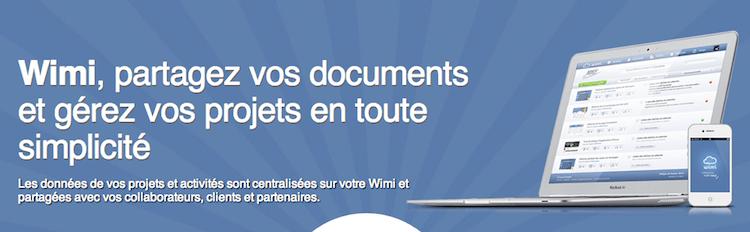 Wimi entre gestion de fichiers et productivité [madeinFrance]