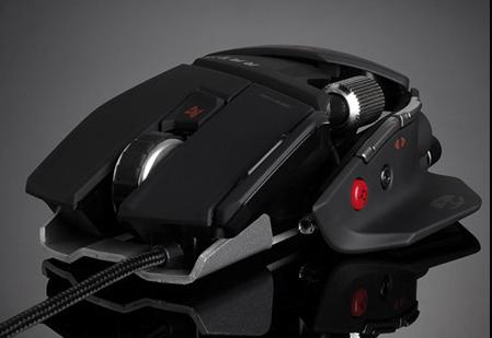 MadCatz / Cyborg R.A.T : la souris gamer qui s'adapte [PgM]