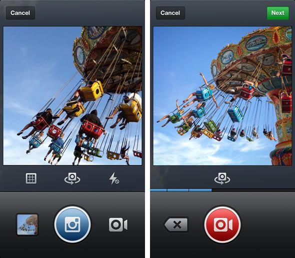 instagram : la vidéo [okVine]