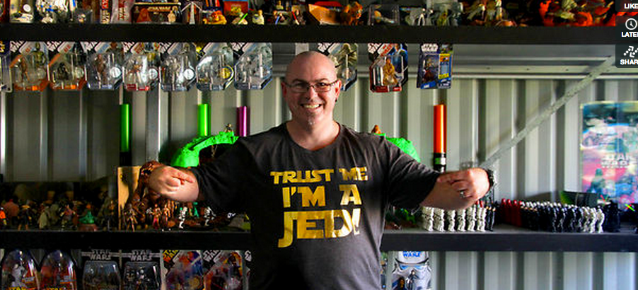 Trust me I'm a Jedi [collection]