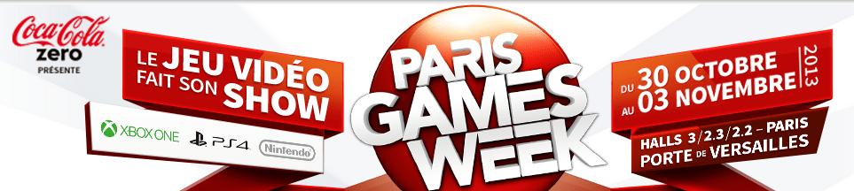 Gagnez vos places pour le Paris Games Week [nextGen]