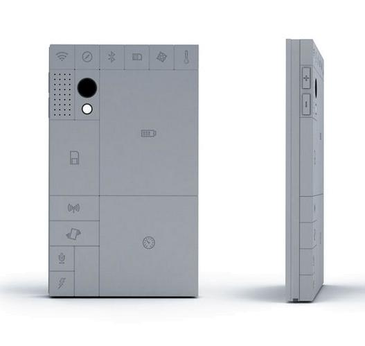 Phonebloks : un concept de mobile modulable [exBuzz]