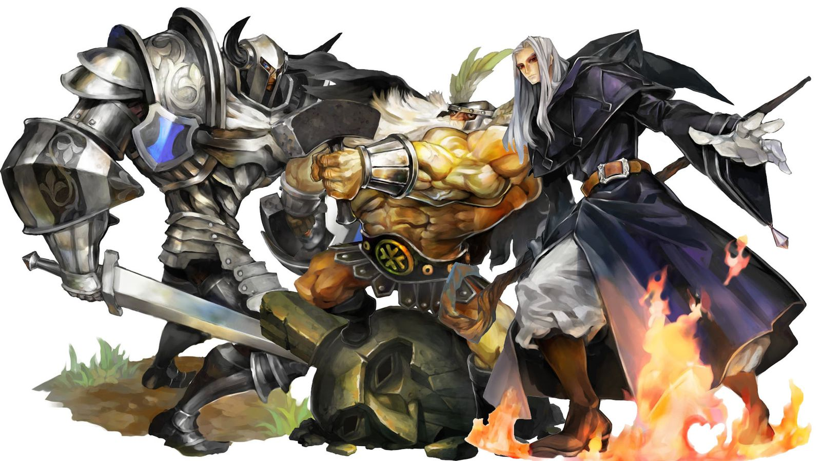 Dragon's crown : de l'aventure et de la baston [HandsOn]