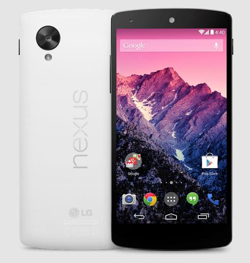 Nexus 5 : le mètre étalon des smartphones Android