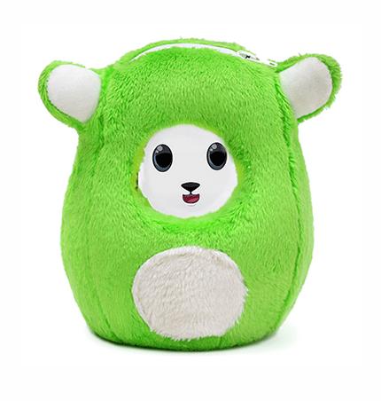 Ubooly : les jouets deviennent intelligent [virtualPet]
