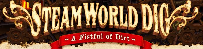 SteamWorld Dig : exploration et plateforme [etdelavapeur]