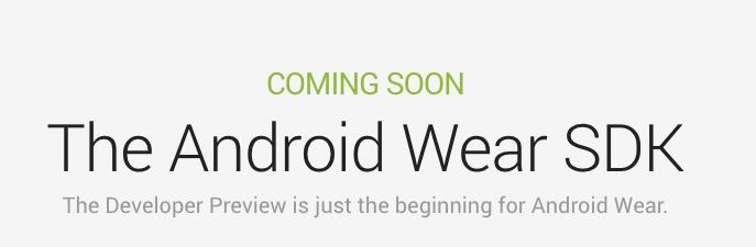 Android Wear : une (r)évolution pour les smartwear ? [osSuperMobile]
