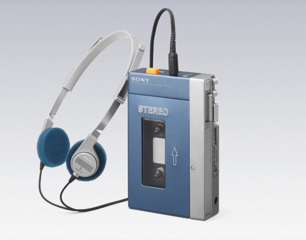 Le walkman de Sony a 35 ans [79rocks]