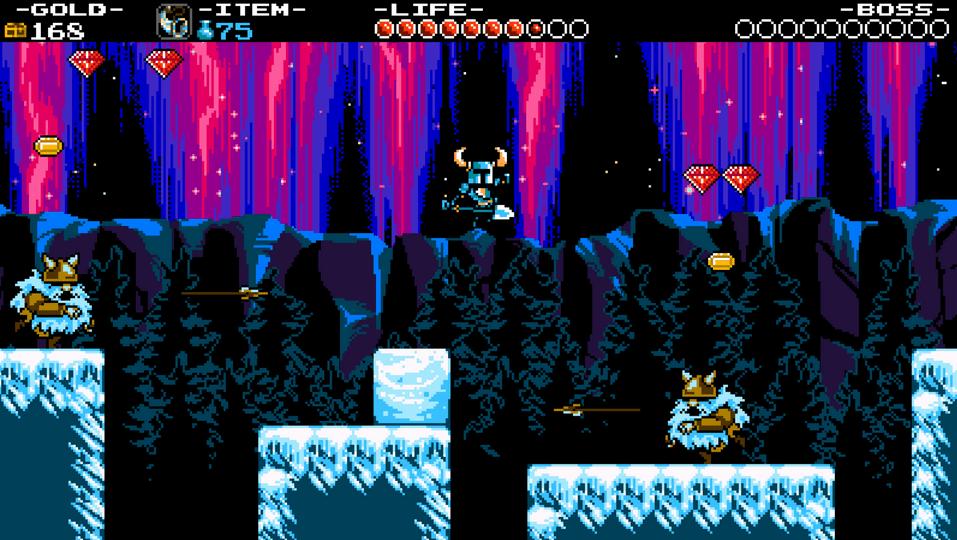 Shovel Knight : retrogaming revu et corrigé [pixels]