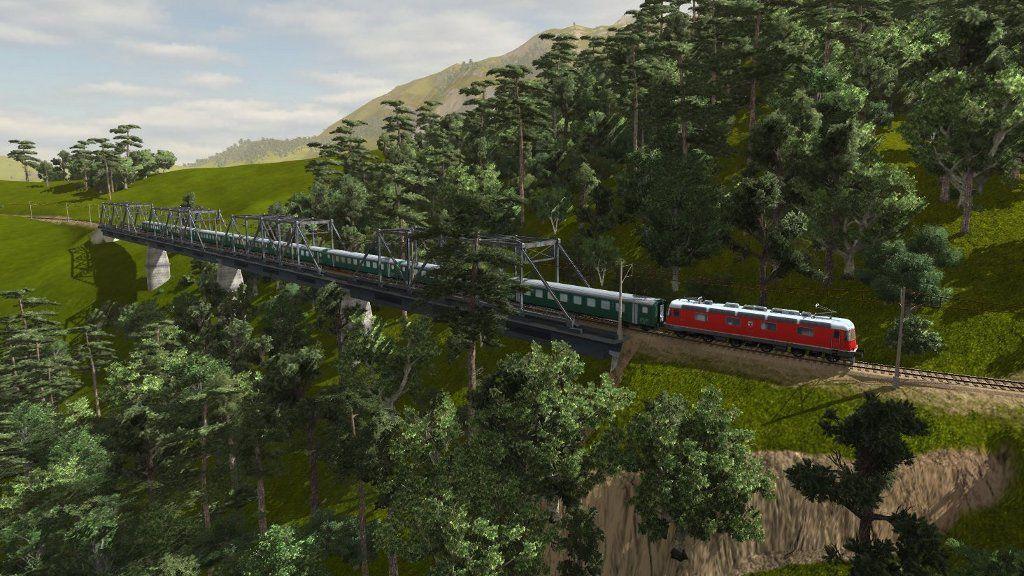 Train Fever : l'histoire du rail dont vous êtes le héros [sncfSimulator]