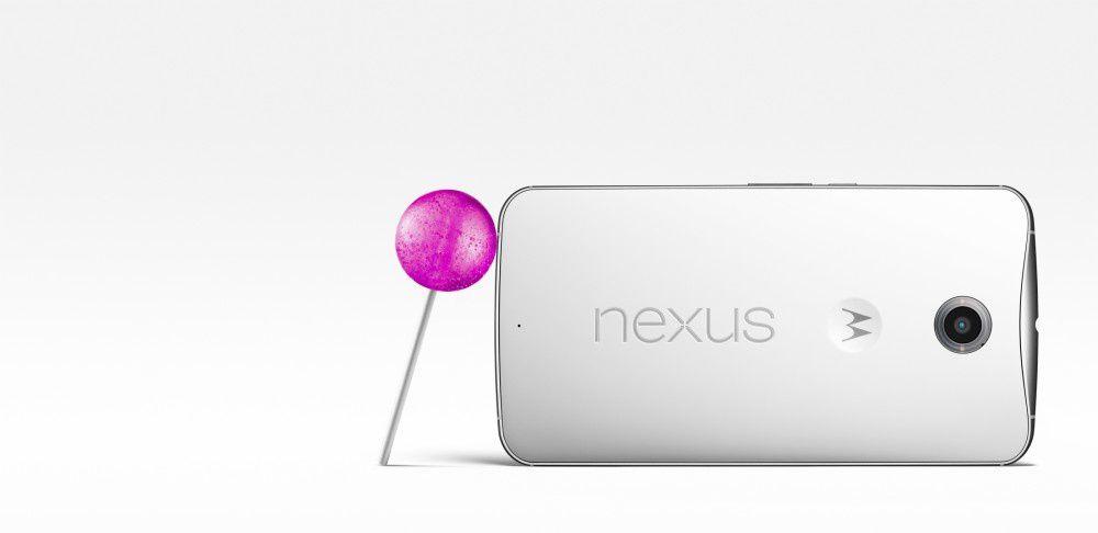 Nexus 6, Nexus 9, Nexus Player le nouveau line up de Google [Lollipop]