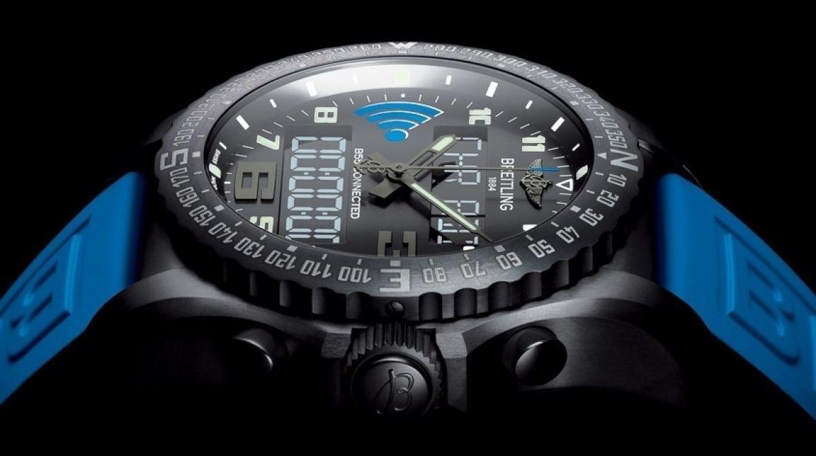 Le monde de l'horlogerie à l'attaque des smartwatch [madeinSuisse]