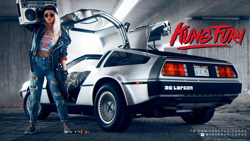 Kung Fury : le film de l'impossible [Trailer]