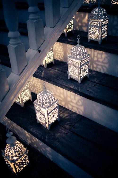 Ides de dcoration spcial Ramadhan  Mes envies dco