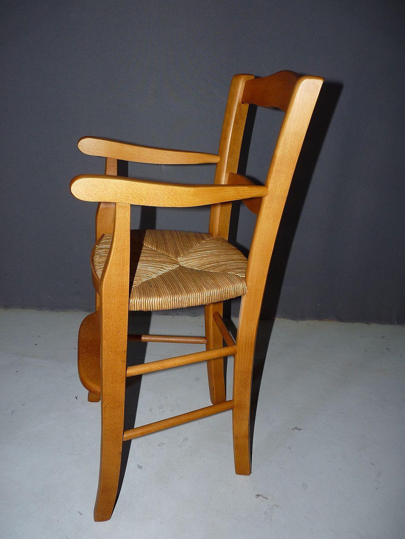 Chaise haute en bois pour enfants  meublesdoudardoverblogcom