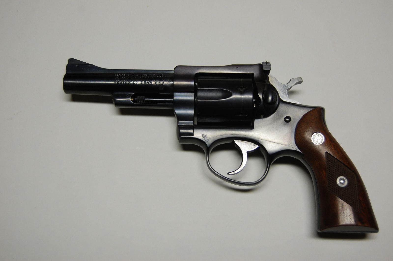 Revolver RUGER Modle Security Six Calibre 357 Mag Bronz