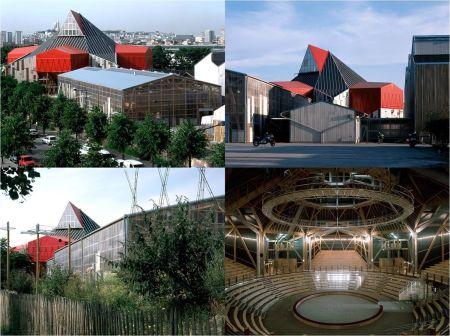 Académie Fratellini – Construire / Patrick Bouchain et Loïc Julienne