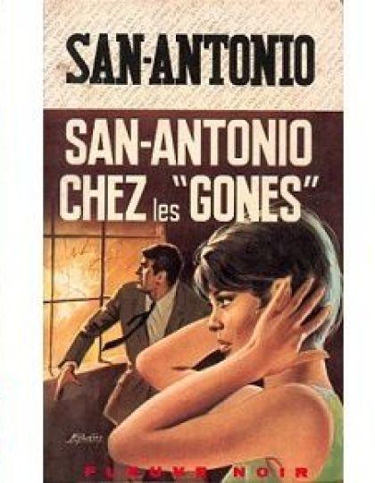 Collection complète San Antonio