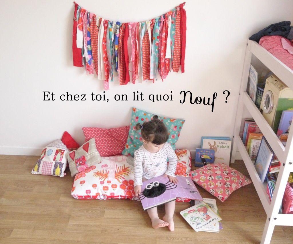 Et chez toi on lit quoi ? #21 Nouf in wonderland.