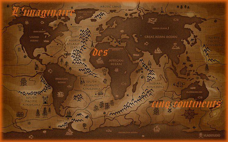Challenge L'imaginaire des 5 continents