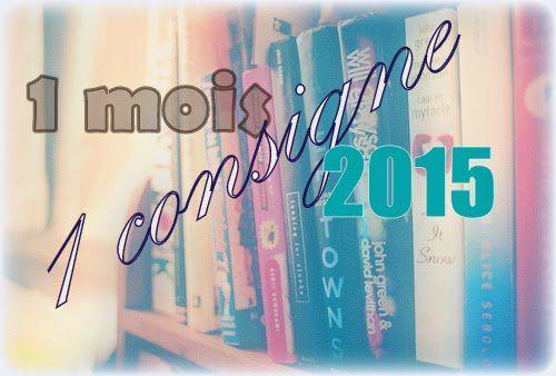 """Lu dans le cadre du challenge """"1 mois = 1 consigne 2015"""" pour le mois de janvier, où la consigne était de lire un roman publié en 2014..."""