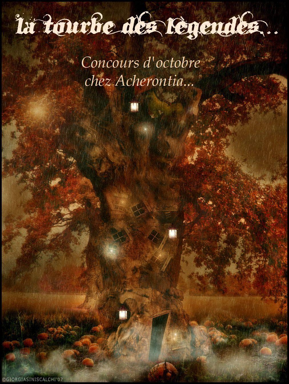 "This is Halloween... une oeuvre de Giorgia Siniscalchi, alias ""Synthetic-pills"""