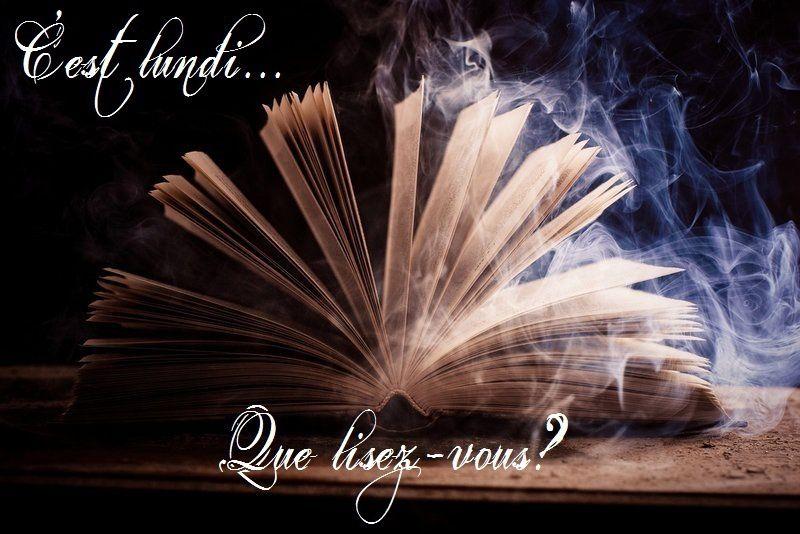 C'est lundi, que lisez-vous?? #22
