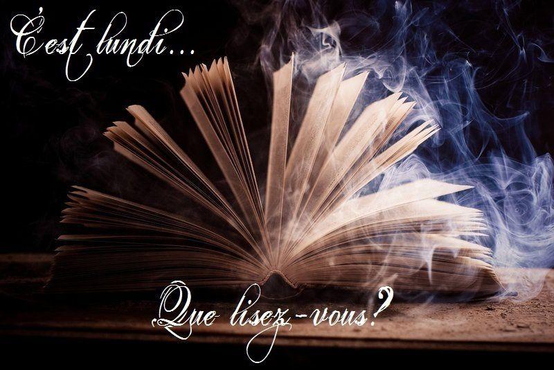 C'est lundi, que lisez-vous?? #24