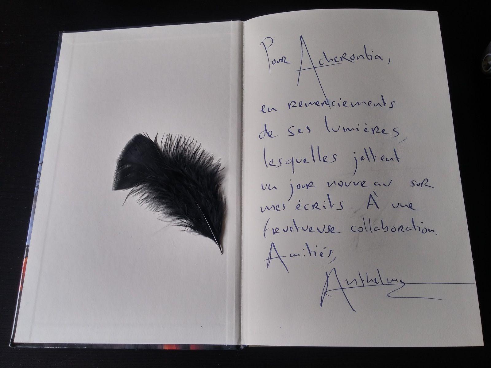 [Chronique] Le carnaval aux corbeaux, d'Anthelme Hauchecorne