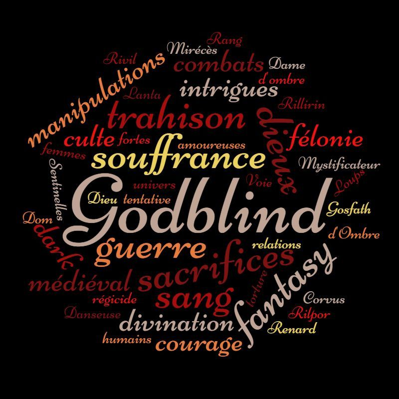 [Chronique fantasy] Godblind. T1, de Anna Stephens