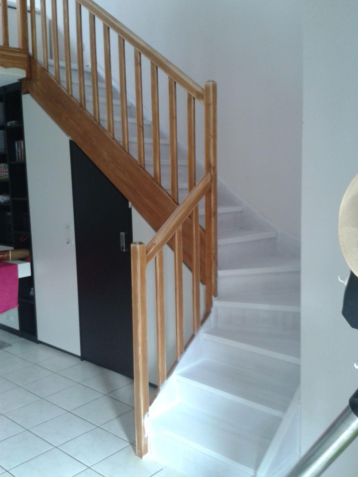 Peinture Pour Escalier Bois peindre un escalier en bois - peindre un escalier en bois