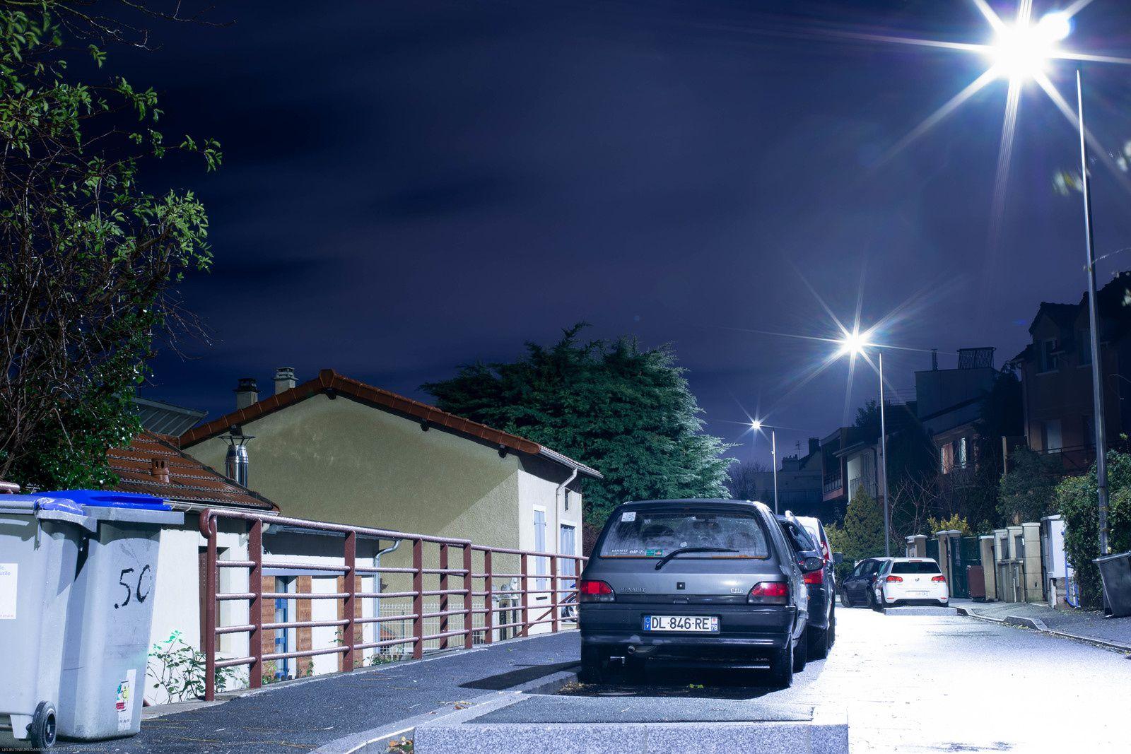 Mais comment faire pour sensibiliser sur l'éclairage qui pollue ?