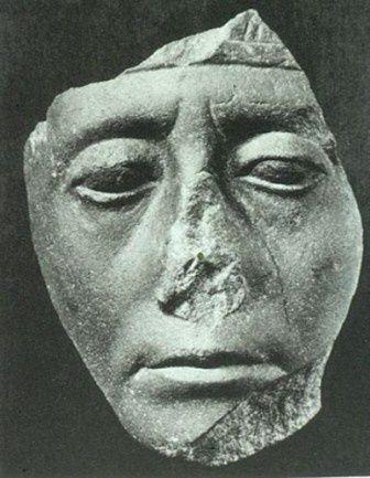 nose mutilated