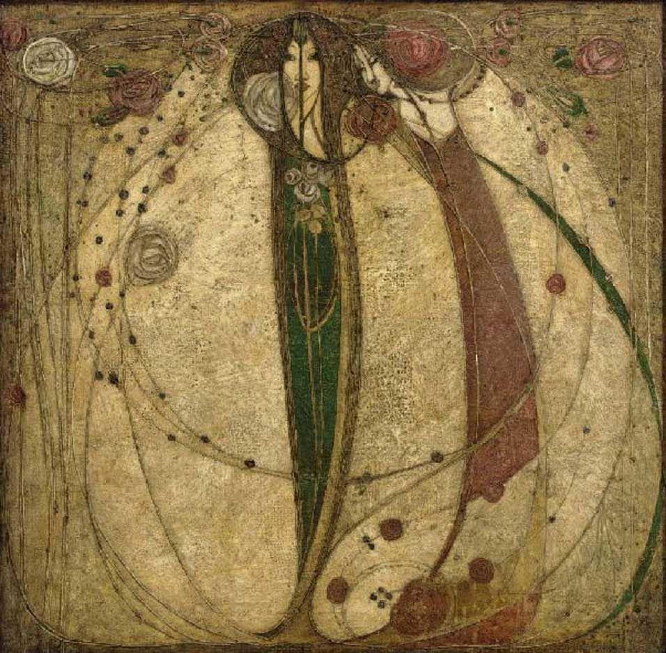 Margaret MacDonald Mackintosh
