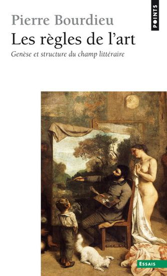 Dans Les Règles De L'art : règles, l'art, Règles, L'art, (1992,, Pierre, Bourdieu), Nulla, Linea