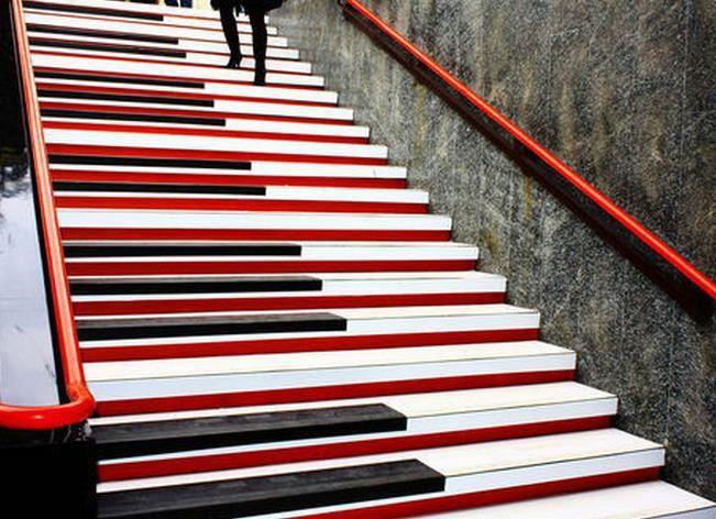 Piano Stair | Milan
