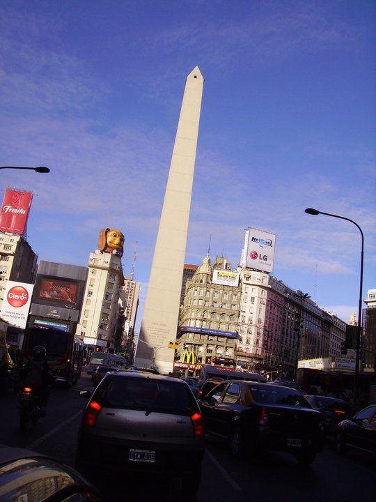 9 La Aires Julio Argentine Route Monde Du Large De La Buenos Plus