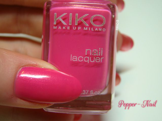 Kiko - Rose framboise
