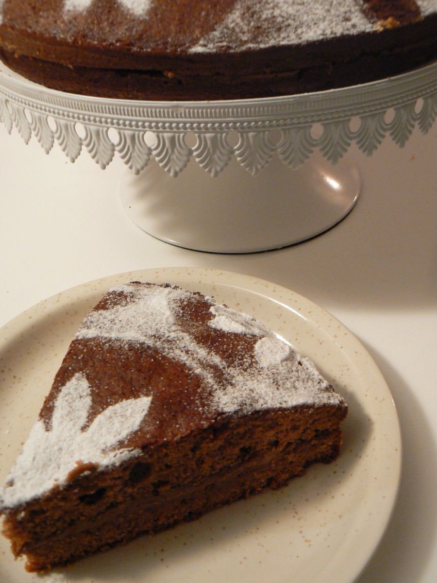 Délice au chocolat et au café à la Moomin