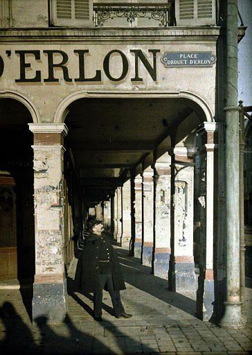Vivre à Reims sous les obus en 1916-1917