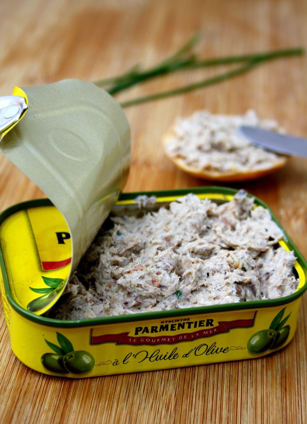 Rillettes De Sardines Moutarde : rillettes, sardines, moutarde, Rillettes, Sardine, Moutarde, Ciboulette, Amandine, Cooking