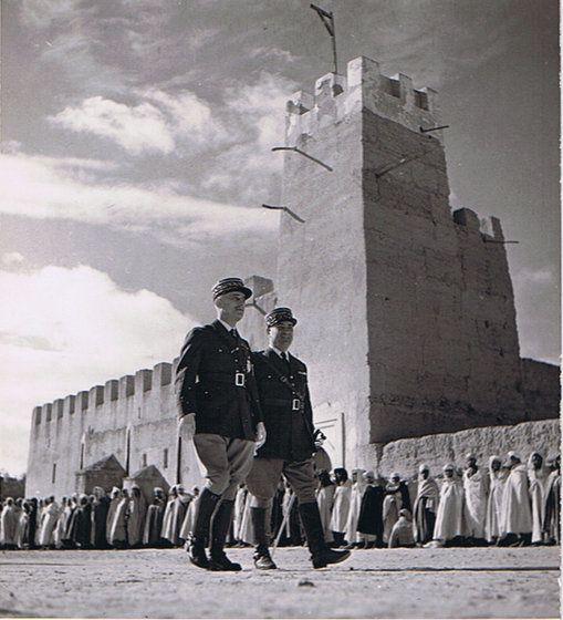 Plainte à Foum Jmaa - 1943