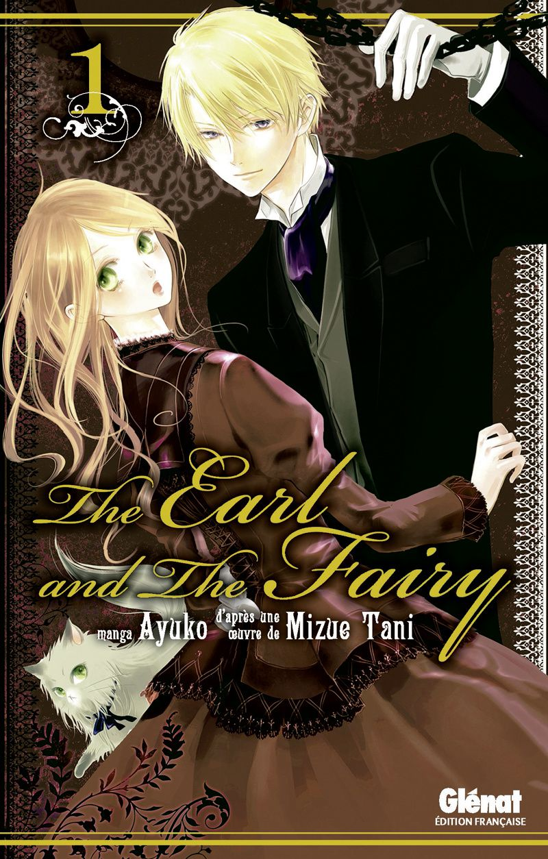The earl and the fairy tome 1
