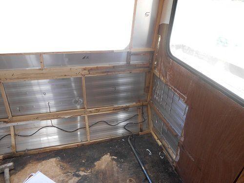 Comment Renover L Interieur D Une Caravane Photos