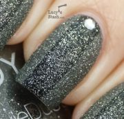 two nail art design with zoya