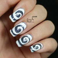 Swirly Nails feat. Cirque Chainmail - Lucy's Stash