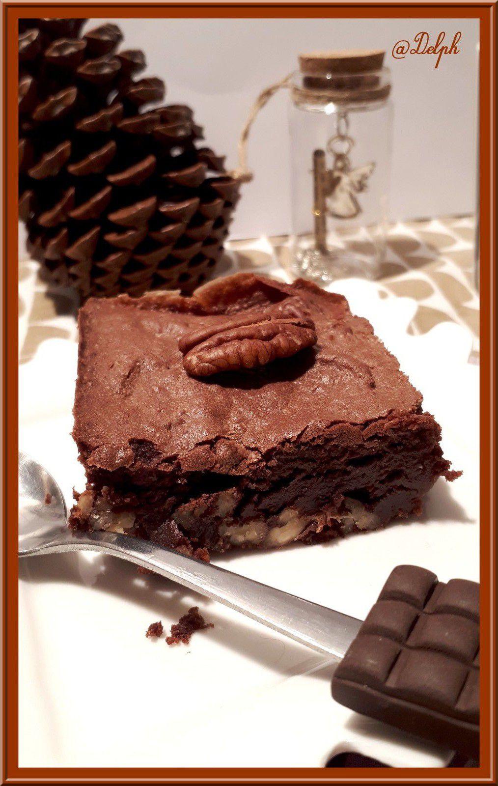 Brownie De Cyril Lignac : brownie, cyril, lignac, Brownie, Chocolat, Cyril, Lignac, Gourmande..