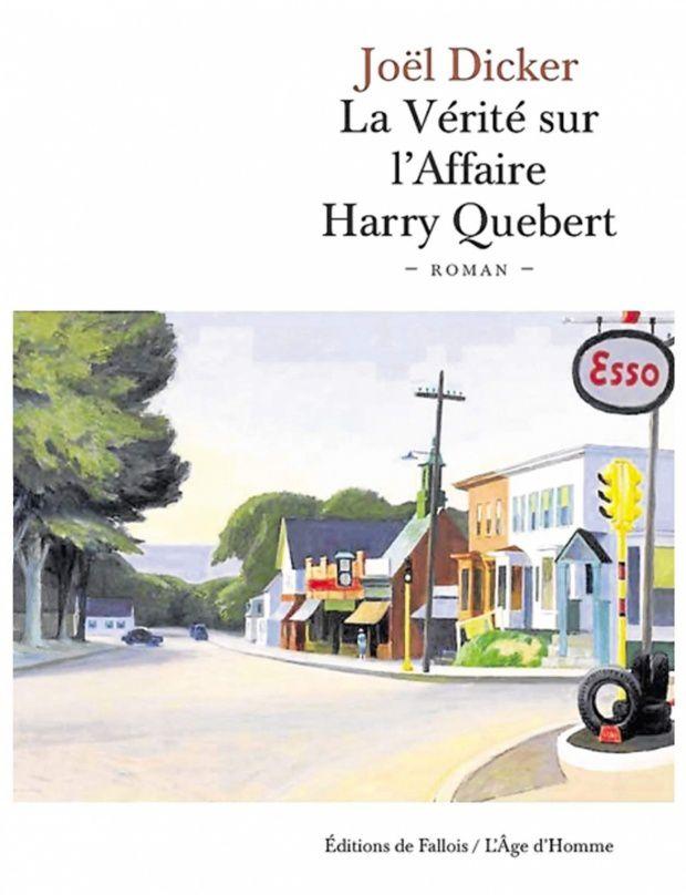 """Résultat de recherche d'images pour """"la vérité sur l'affaire harry québert"""""""